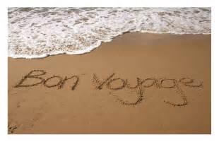 bon voyage sand