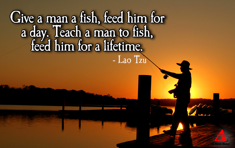 teach-man-to-fish-quote