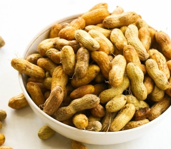 Boiled Nuts