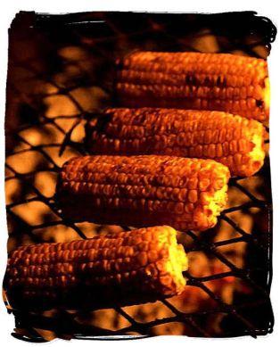 corn on the cob, pinterest
