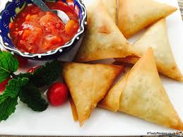 sapeople, tasty recipes, samoosas